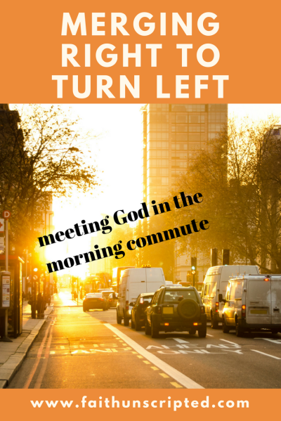 Finding God in the morning commute